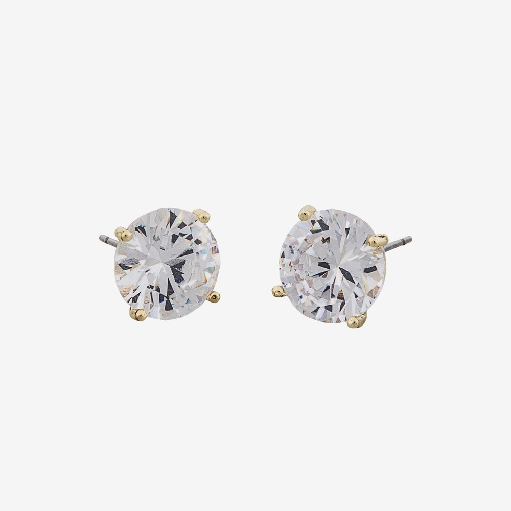 Sue Big Stone Earring